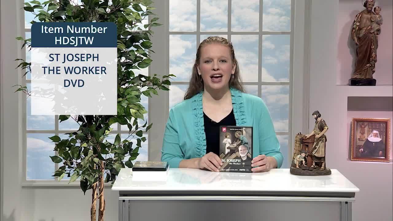 HDSJTW_ST JOSEPH THE WORKER - DVD