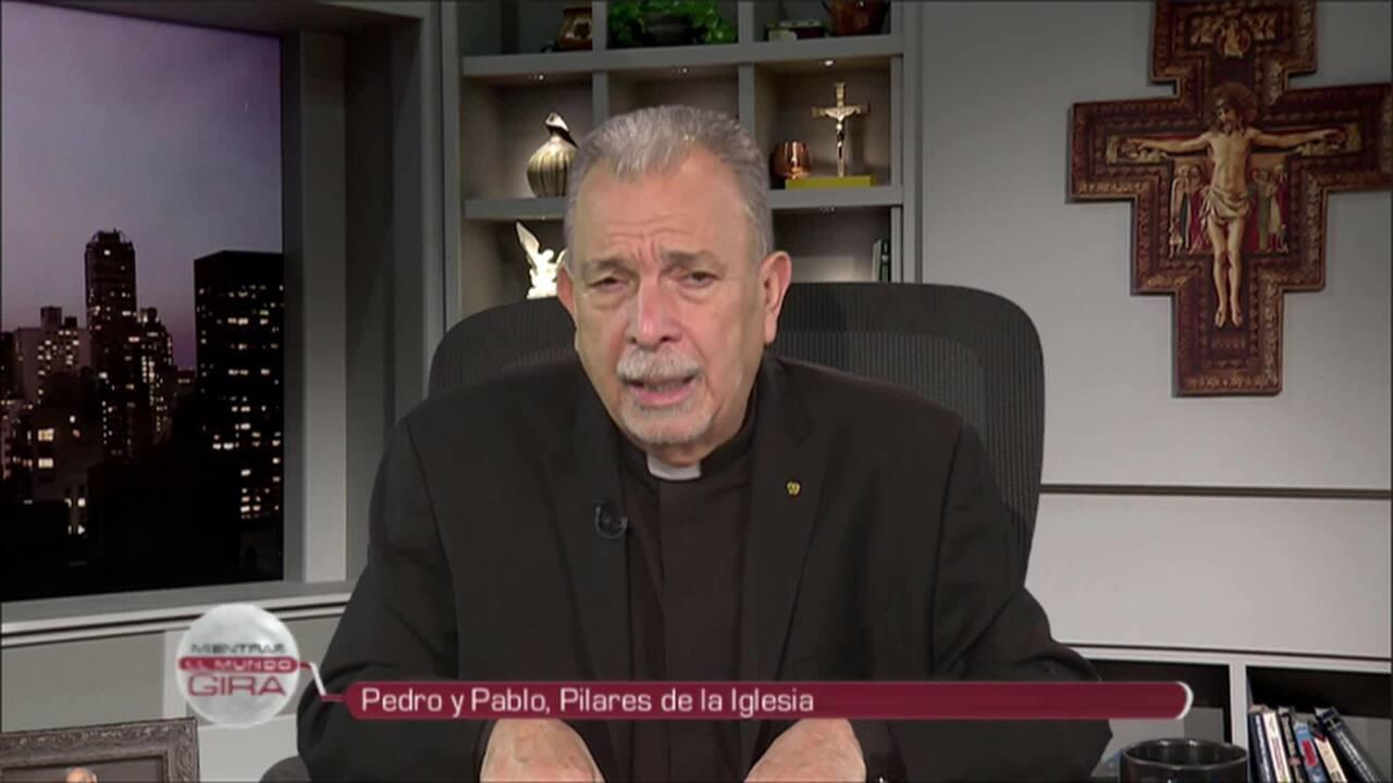 2021-06-29 - Pedro y Pablo, Pilares de la Iglesia