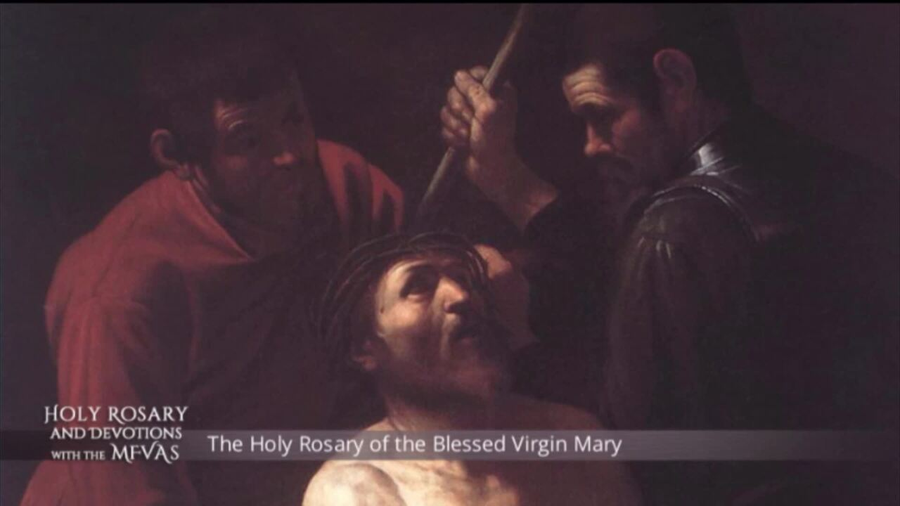 Holy Rosary and Devotions with the Franciscan Missionaries of the Eternal Word - 2021-01-15 - Holy R