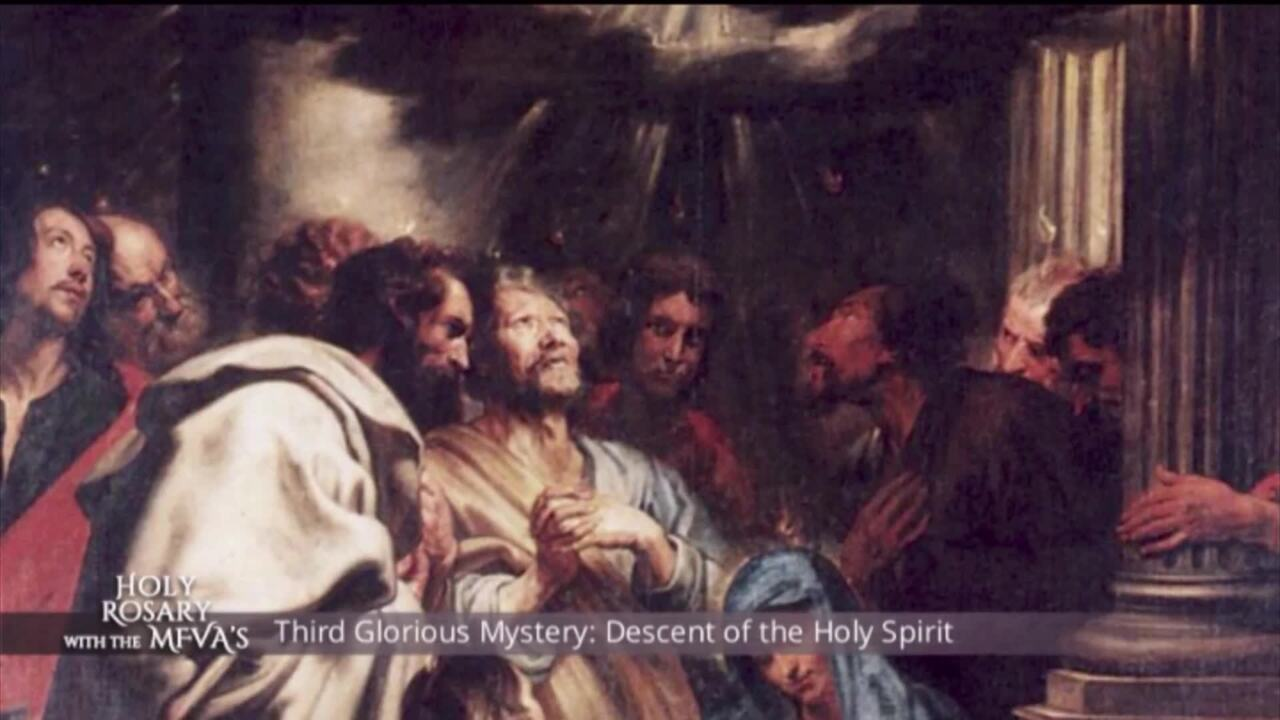 Holy Rosary with the Franciscan Missionaries of the Eternal Word - 2020-05-20 - Holy Rosary with the