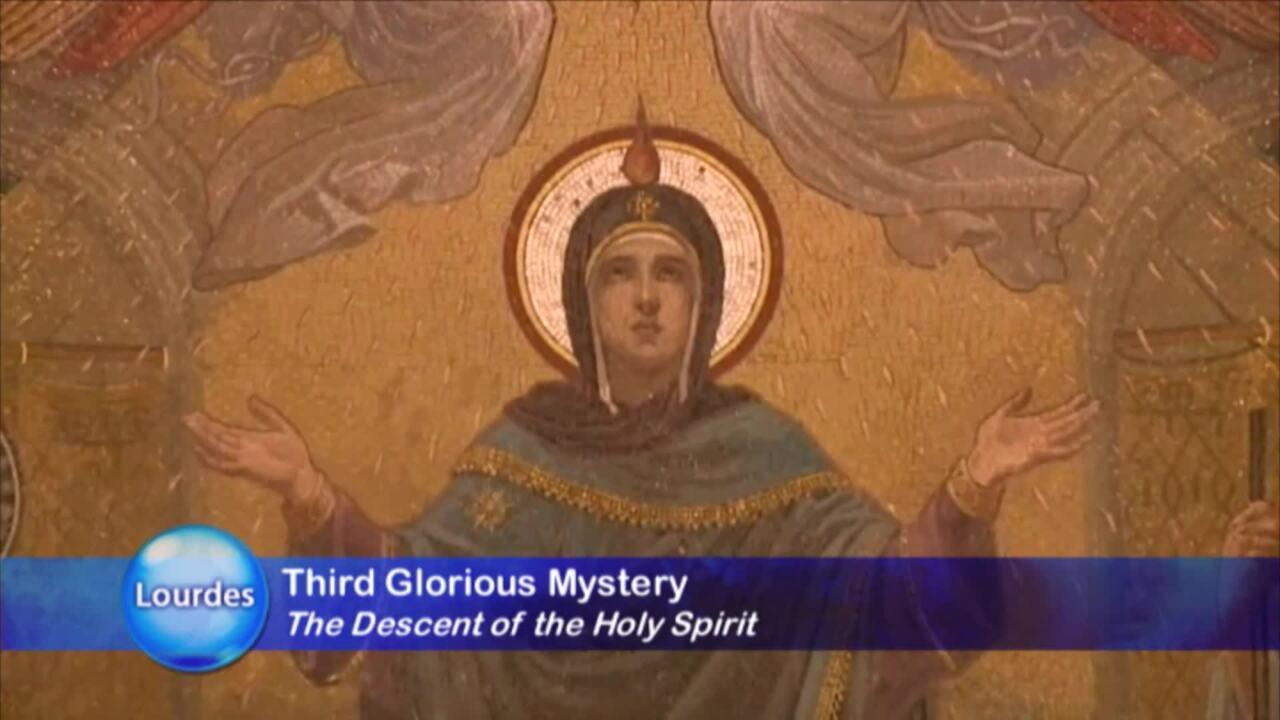 Rosary Novena from Lourdes - 2020-08-06 - Rosary Novena from Lourdes