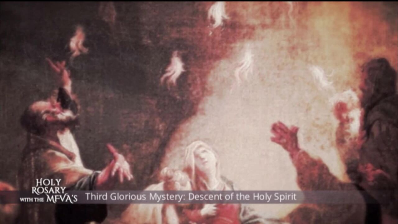 Holy Rosary with the Franciscan Missionaries of the Eternal Word - 2020-05-27 - Holy Rosary with the