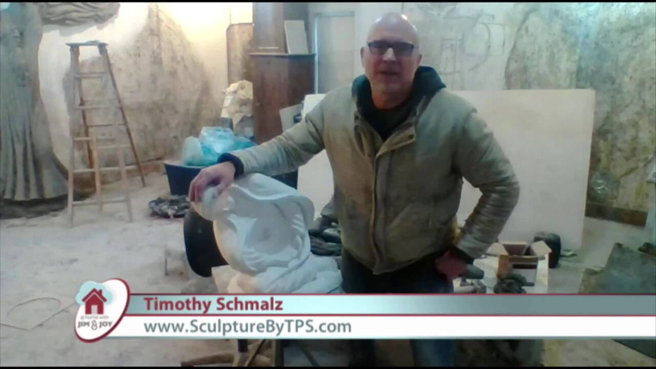 At Home with Jim and Joy - 2021-01-14 - Tim Schmalz Pt. 2