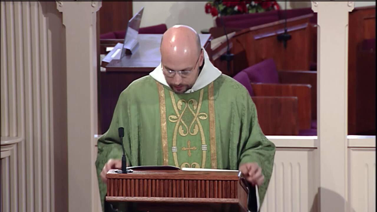 Daily Readings and Homily - 2020-08-03 - Fr. John Paul