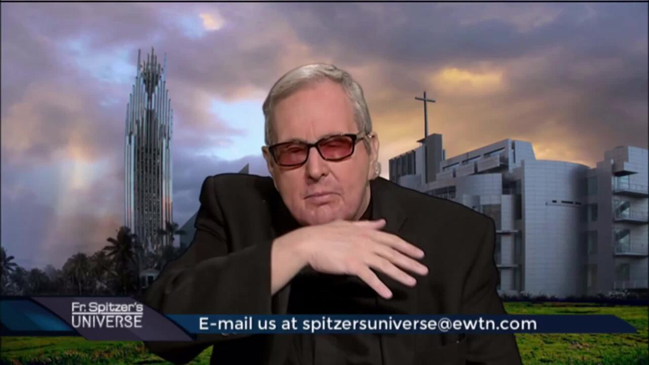 Father Spitzer's Universe - 2021-03-31 - Christ Vs. Satan in Our Daily Lives Pt. 18