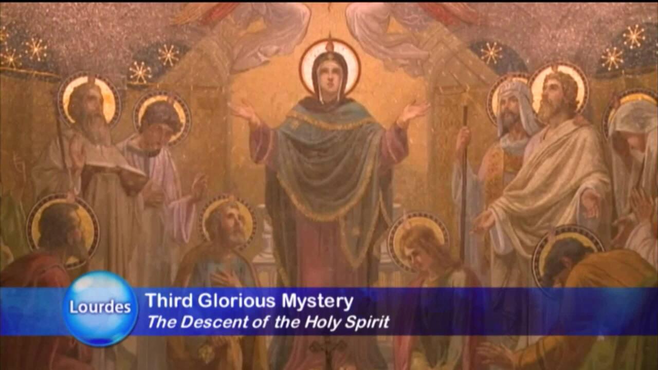 Rosary Novena from Lourdes - 2020-08-02 - Rosary Novena from Lourdes