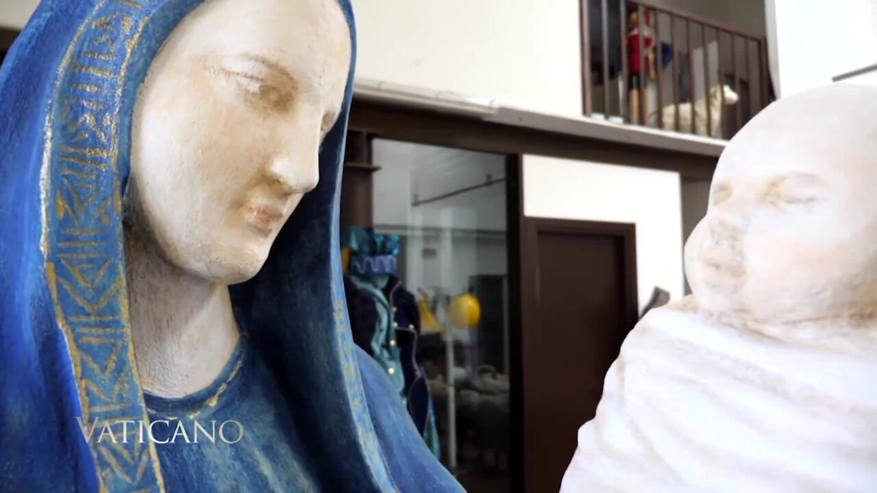 2020-12-23 - Christmas at the Vatican