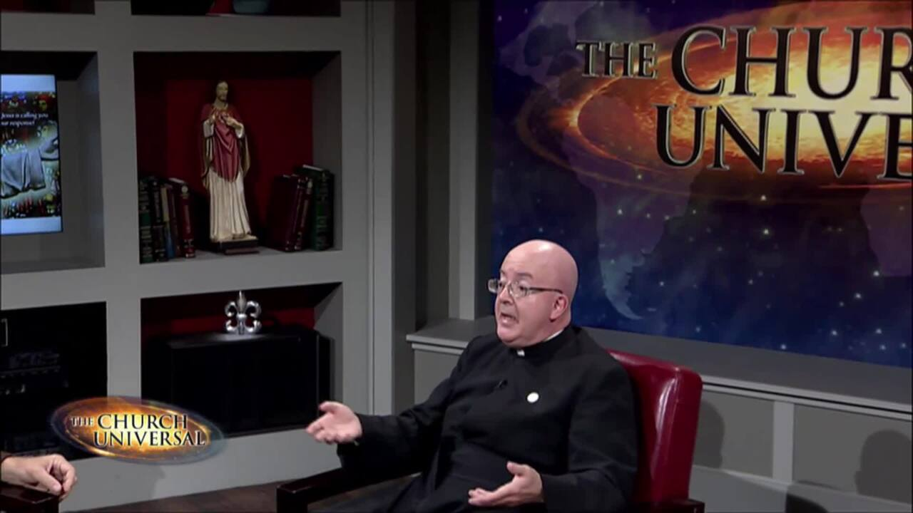 Church Universal - 2020-03-22 - Daily Devotion to the Sacred Heart