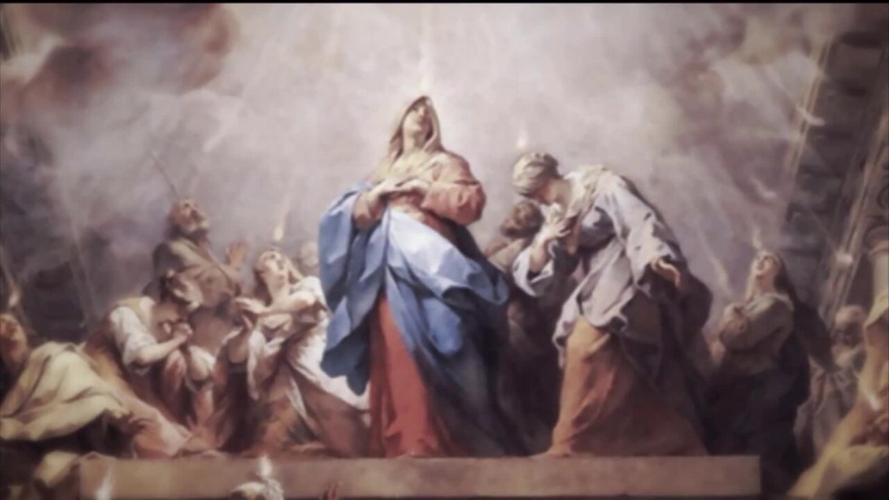 Holy Rosary and Devotions with the Franciscan Missionaries of the Eternal Word - 2021-04-05 - Holy R