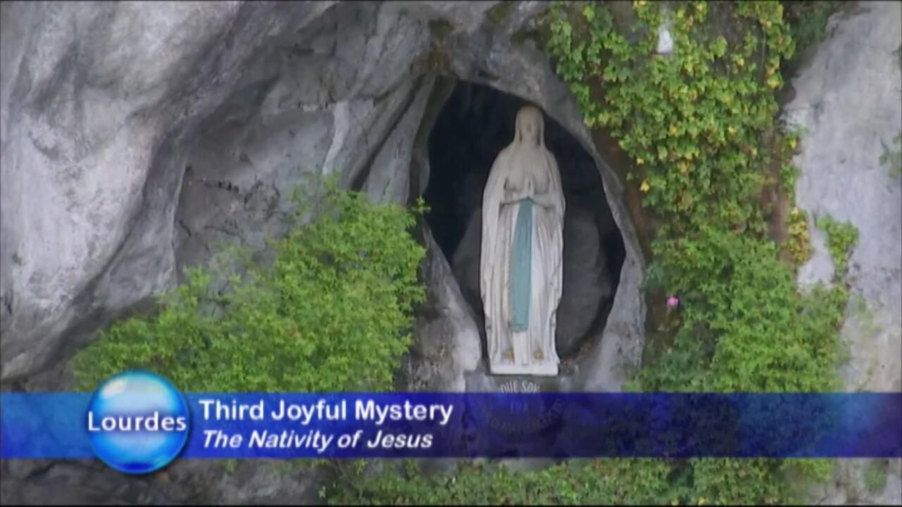 Rosary Novena from Lourdes - 2020-03-23 - Rosary Novena from Lourdes