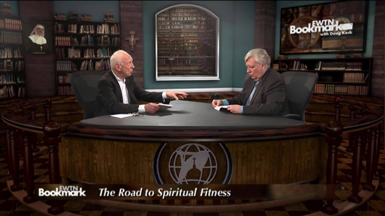 2020-07-05 - The Road to Spiritual Fitness: Spiritual Workout of a Former Saint