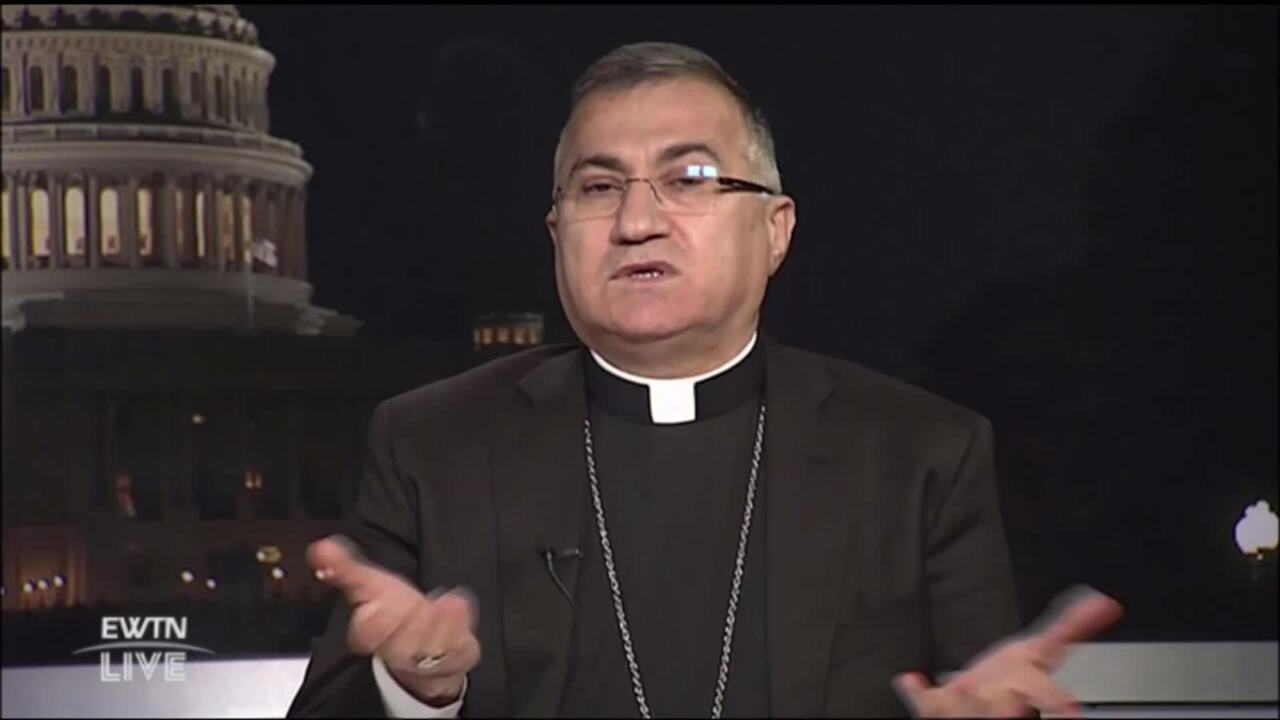2021-05-12 - Archbishop Bashar Warda