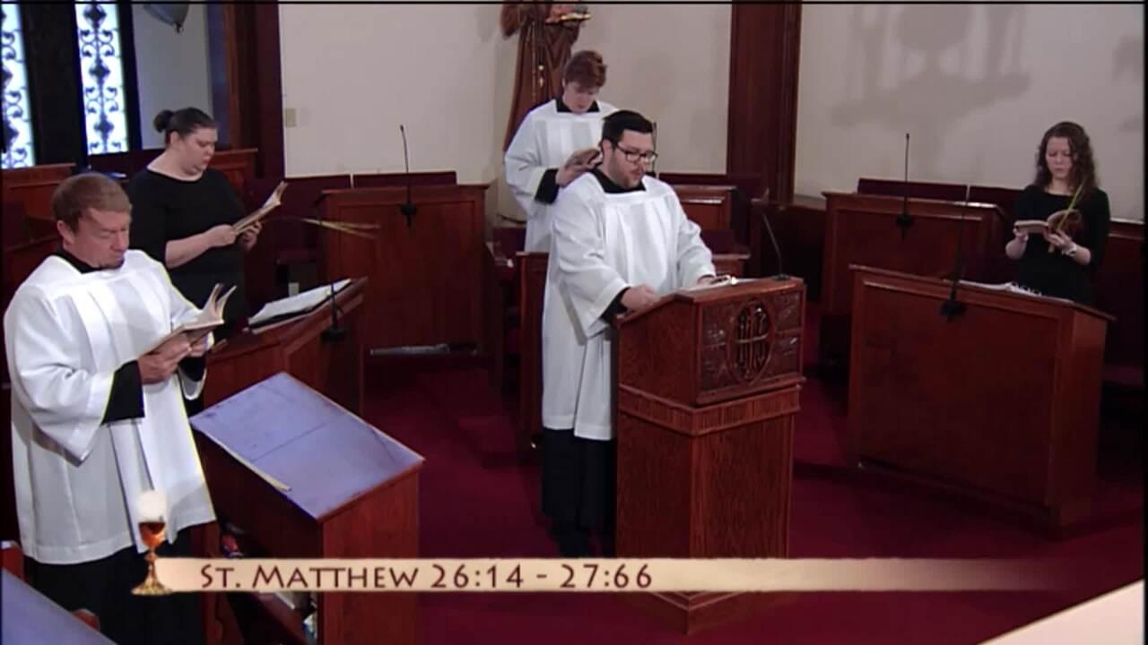 Daily Readings and Homily - 2020-04-05 - Fr. Leonard