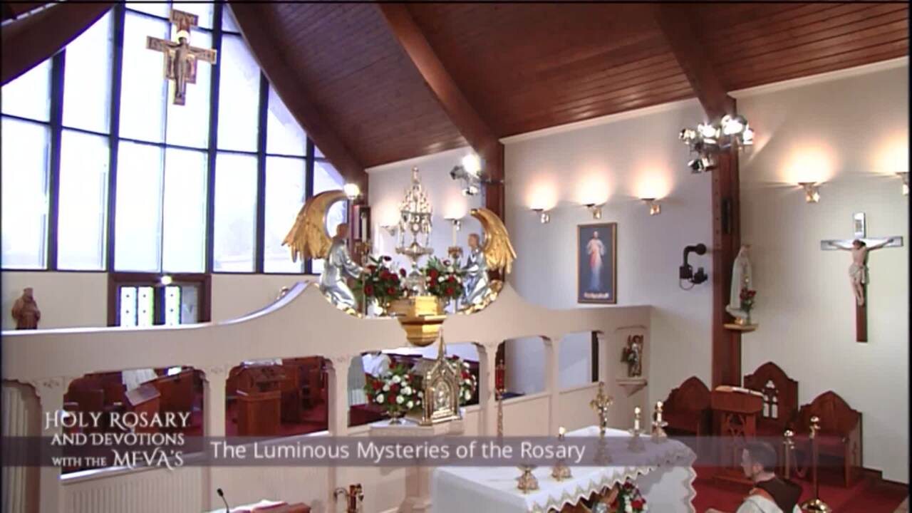 Holy Rosary and Devotions with the Franciscan Missionaries of the Eternal Word - 2020-07-02 - Holy R