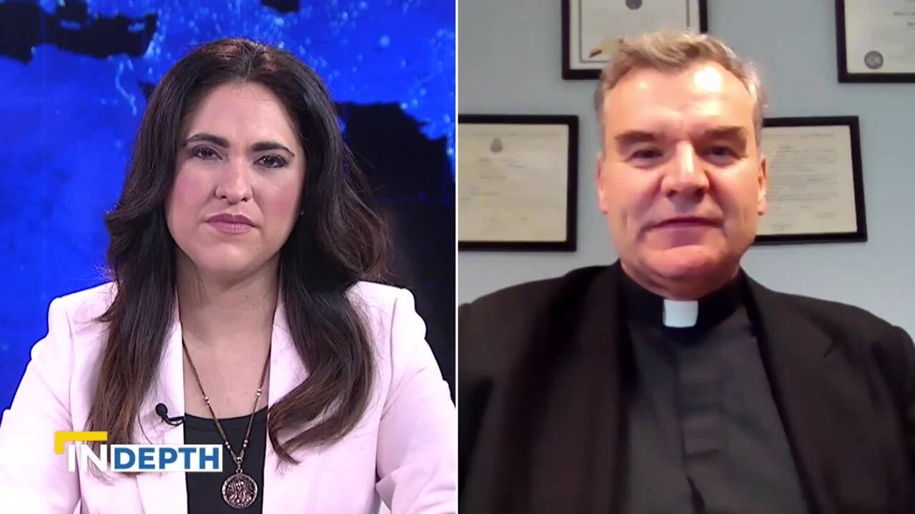 2021-09-03 - EWTN NEWS IN DEPTH Helping Afghan refugees who are resettling in the U.S.