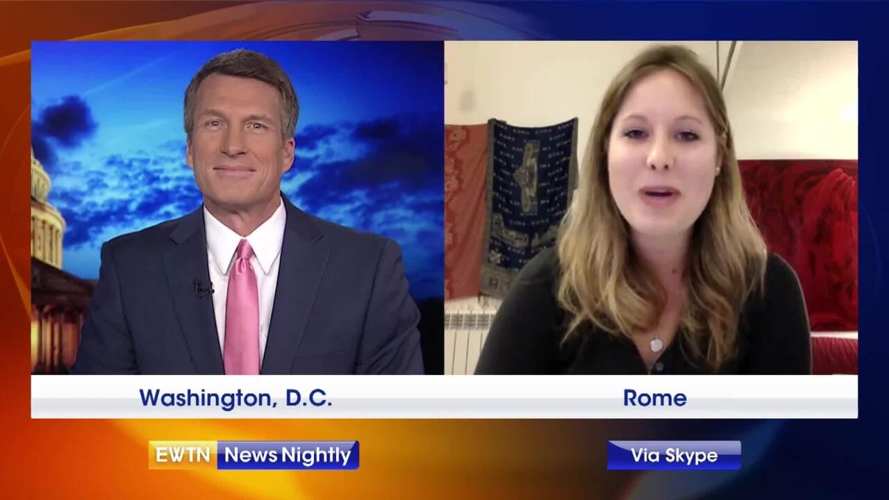 EWTN News Nightly - 2020-03-23