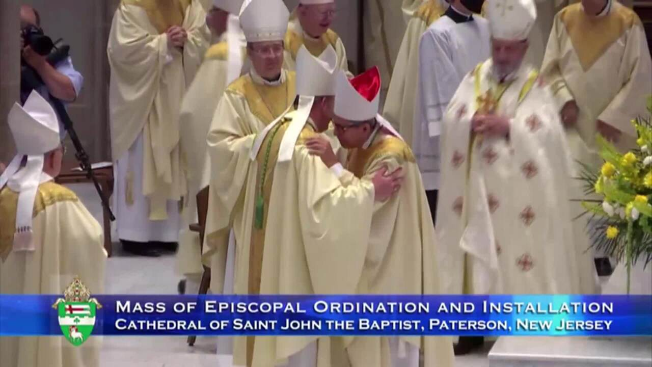 Cathedrals Across America - 2020-07-02 - Mass of Ordination & Installation of the Rev. Kevin Sweeney