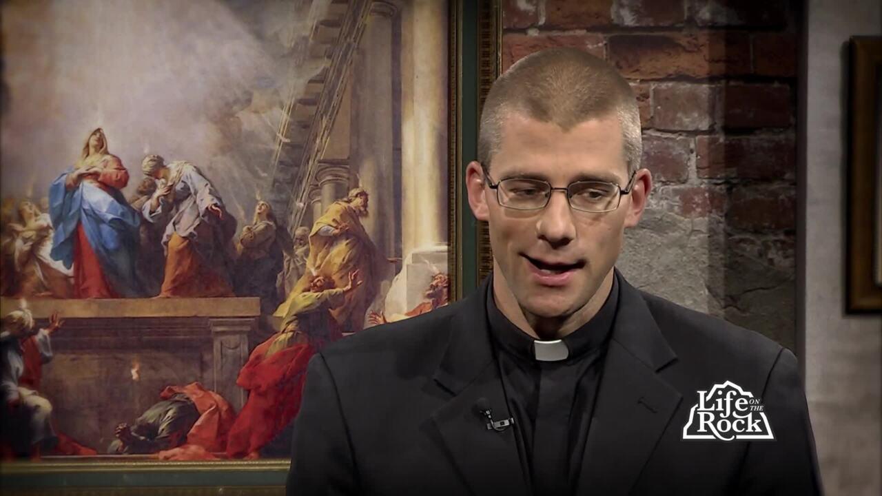2021-10-03 - Fr. Michael Zimmerman