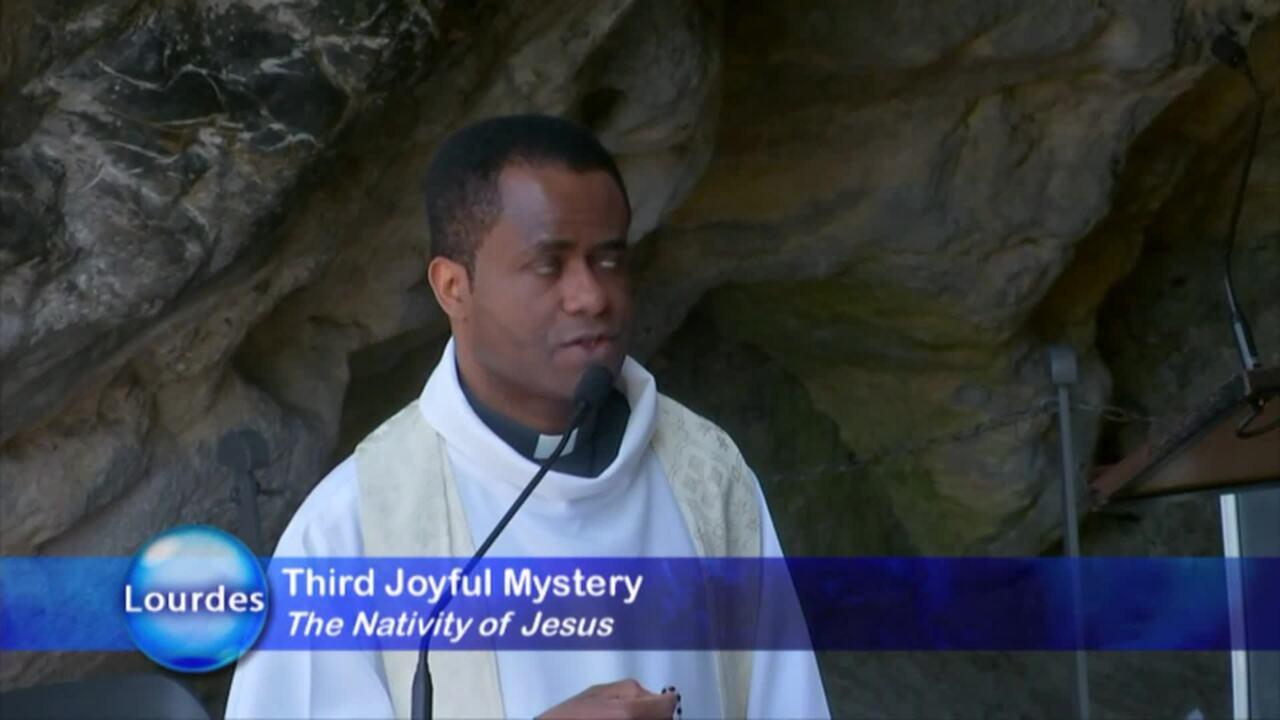 Rosary Novena from Lourdes - 2020-05-25 - Rosary Novena from Lourdes