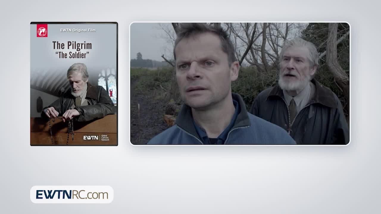 HDPTS_THE PILGRIM -THE SOLDIER- DVD