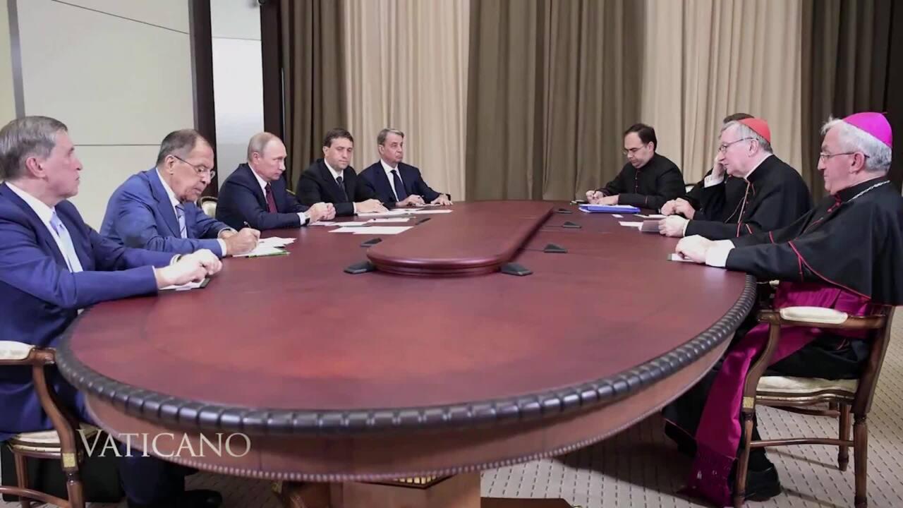Vaticano - 2020-03-29 - Saint Pope Clement