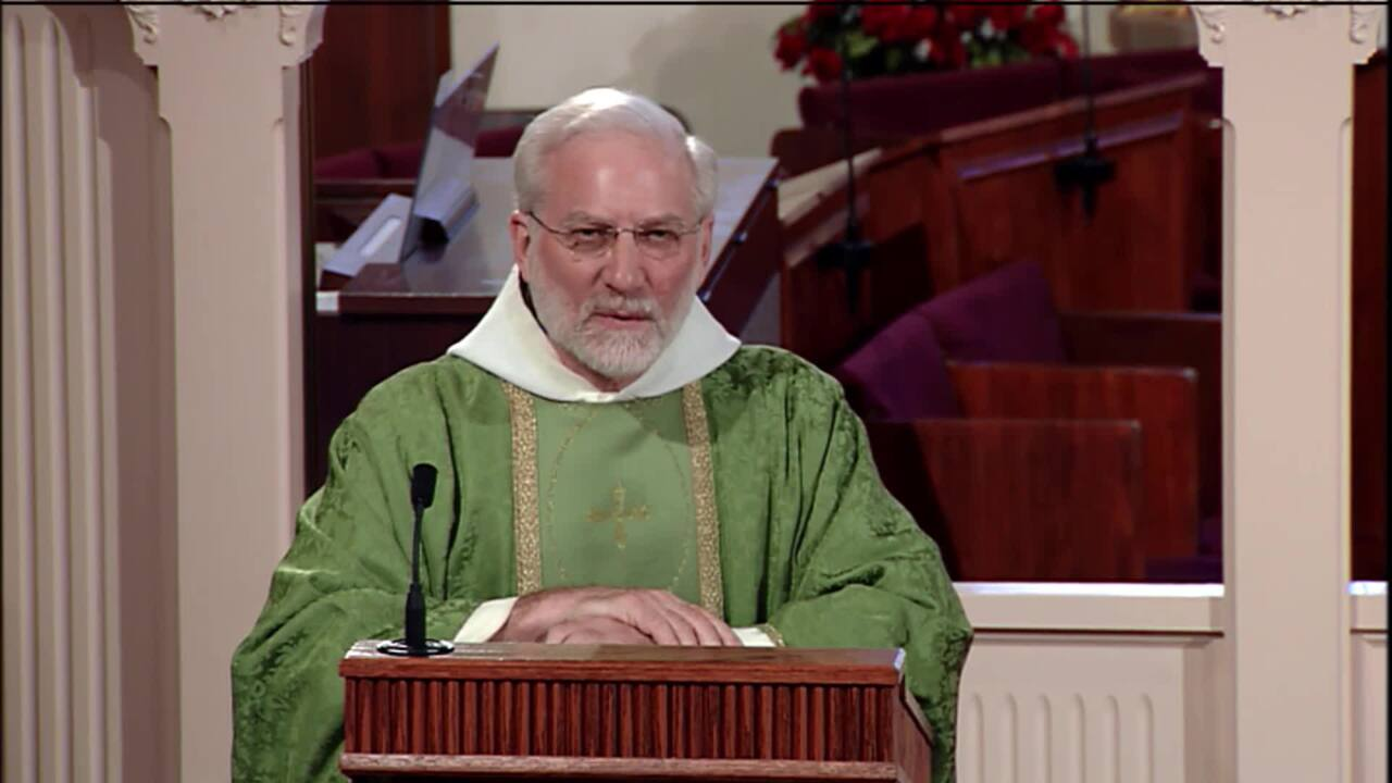 Daily Readings and Homily - 2021-01-15 - Fr. Joseph