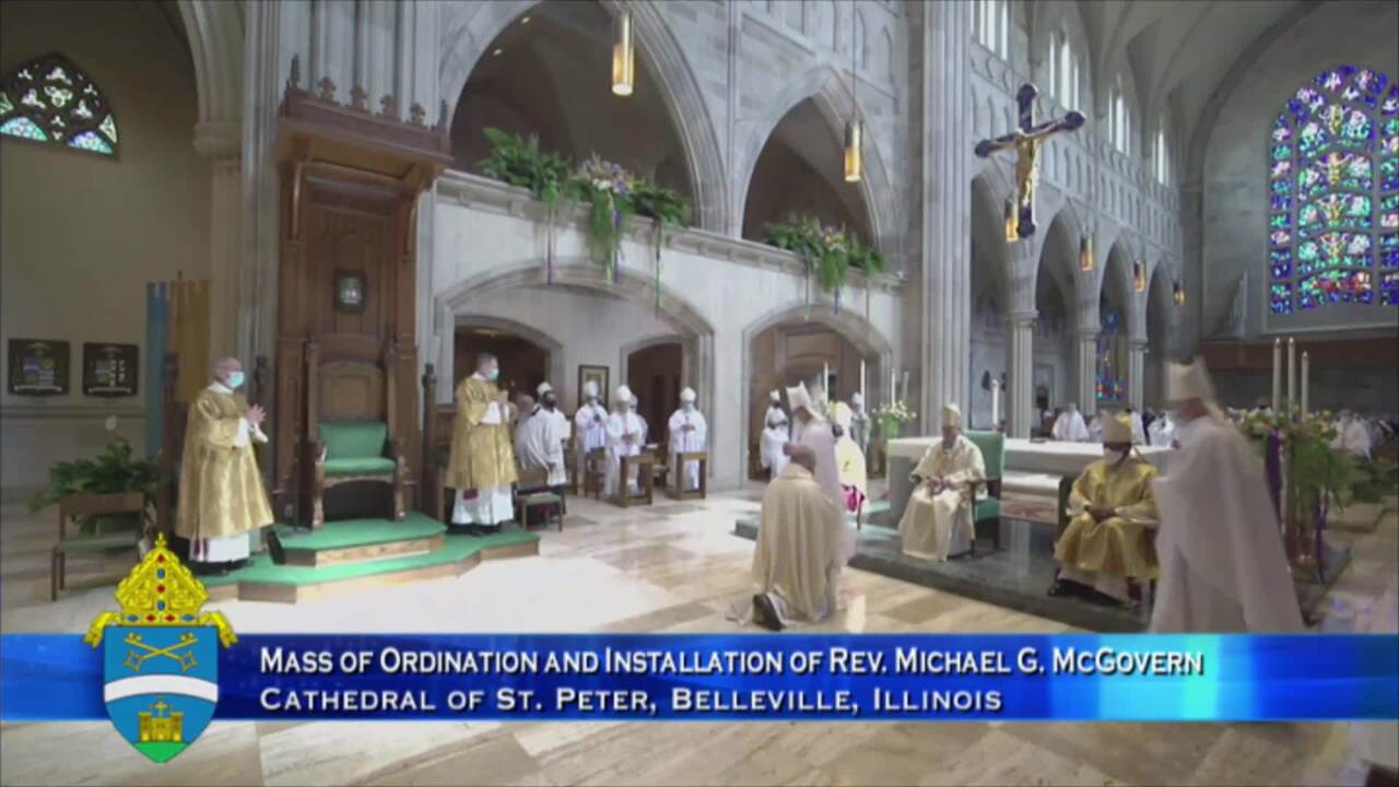 2020-07-22 - Mass of Ordination and Installation of the Rev. Michael G.