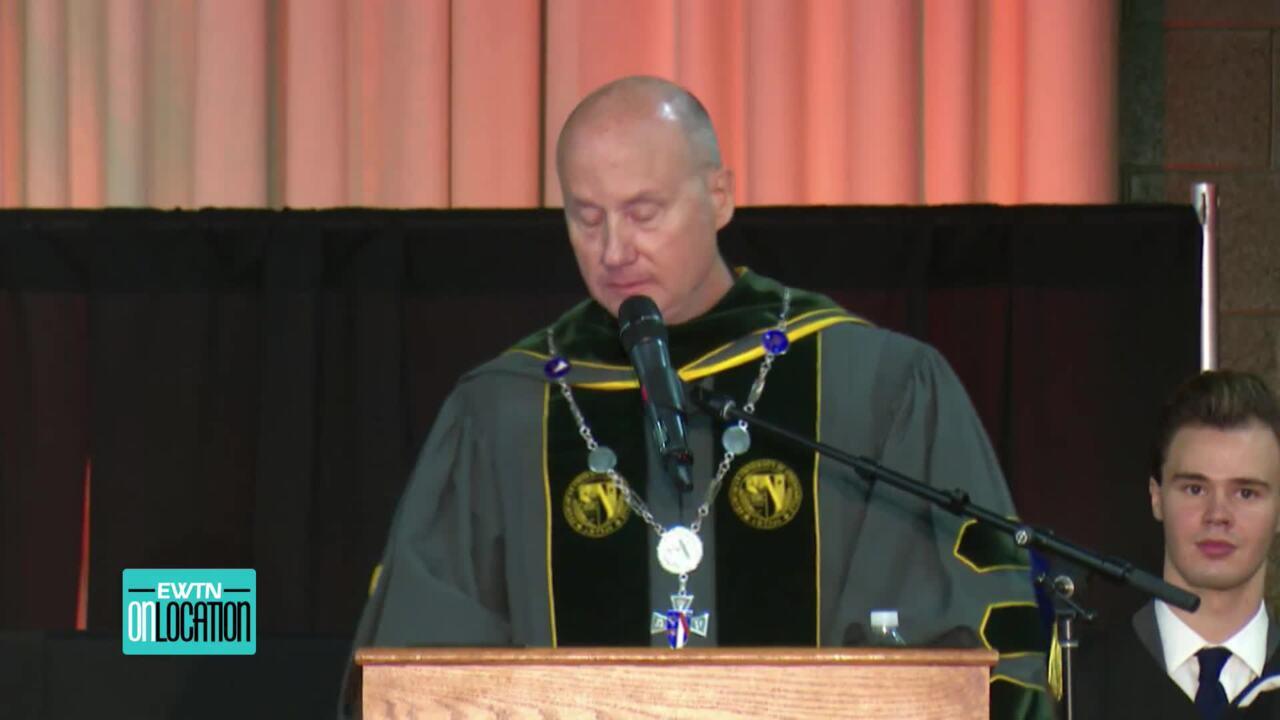 2019-12-28 - Fr. David Inauguration Address