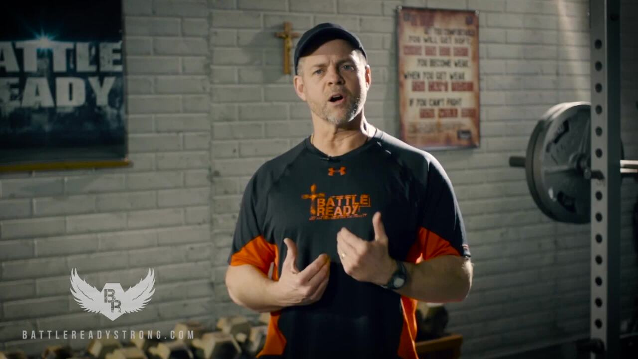 Battle Ready Minute with Doug Barry