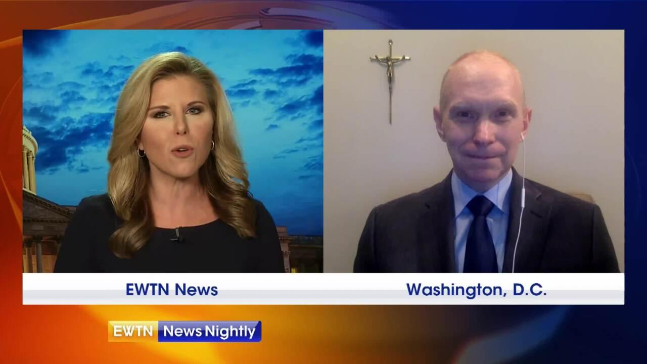 EWTN News Nightly - 2020-08-03