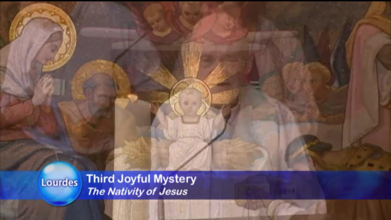 Rosary Novena from Lourdes - 2020-08-01 - Rosary Novena from Lourdes