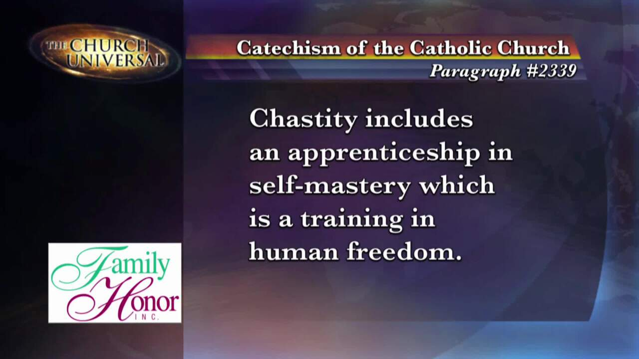 Church Universal - 2020-10-18 - Family-centered Approach to Chastity Education