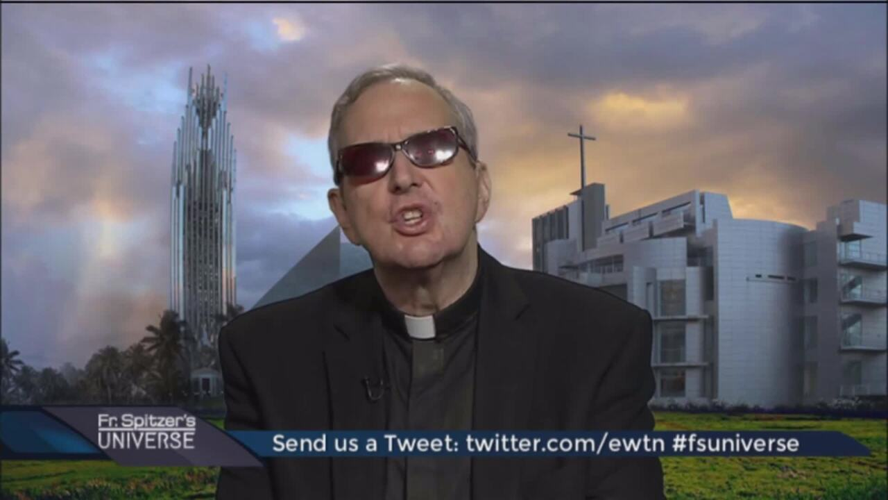 Father Spitzer's Universe - 2020-08-05 -
