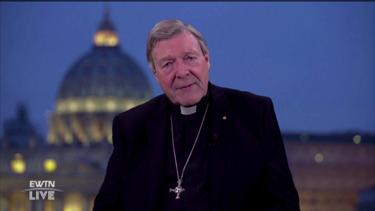 2021-02-25 - George Cardinal Pell