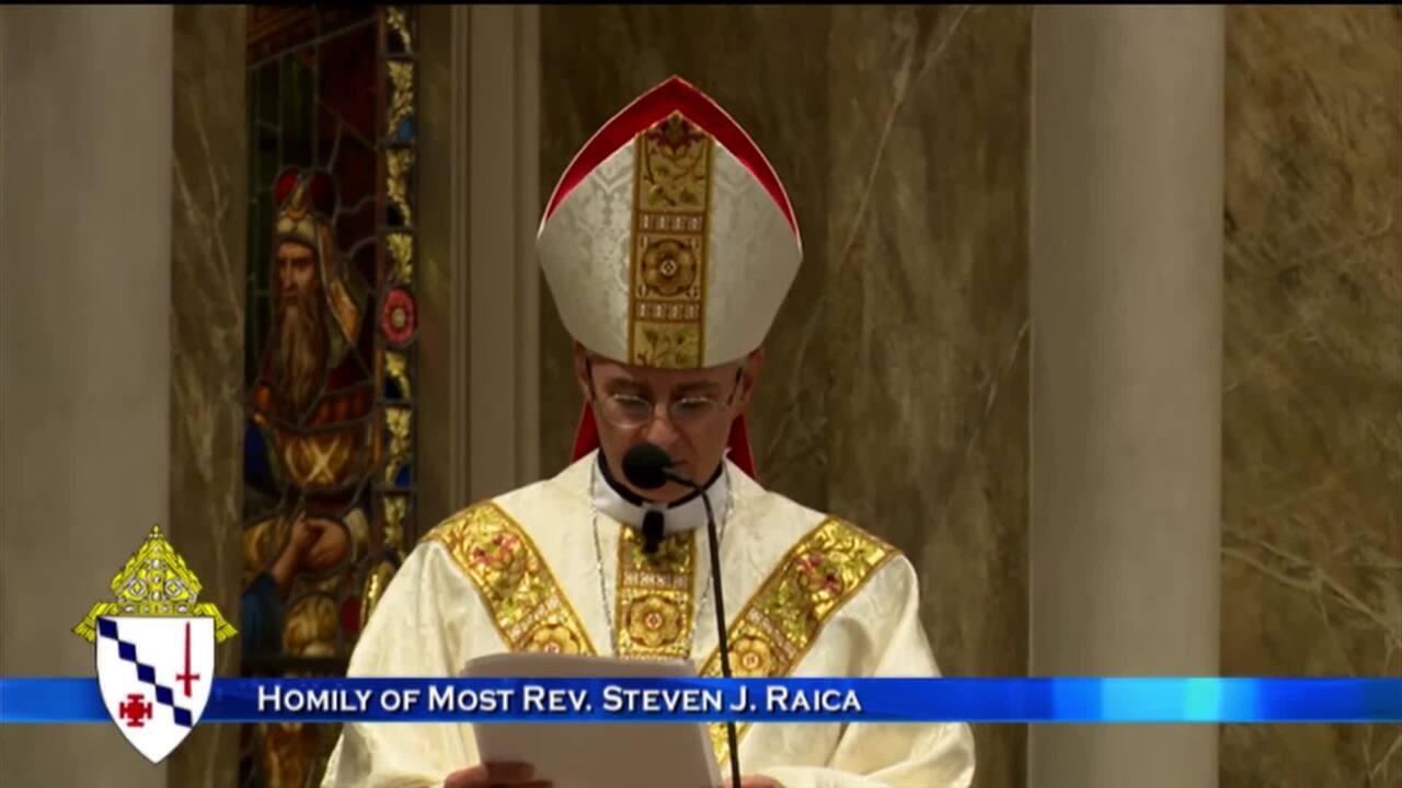2021-08-11 - Fr. James E. Coyle 100th Anniversary Memorial Mass