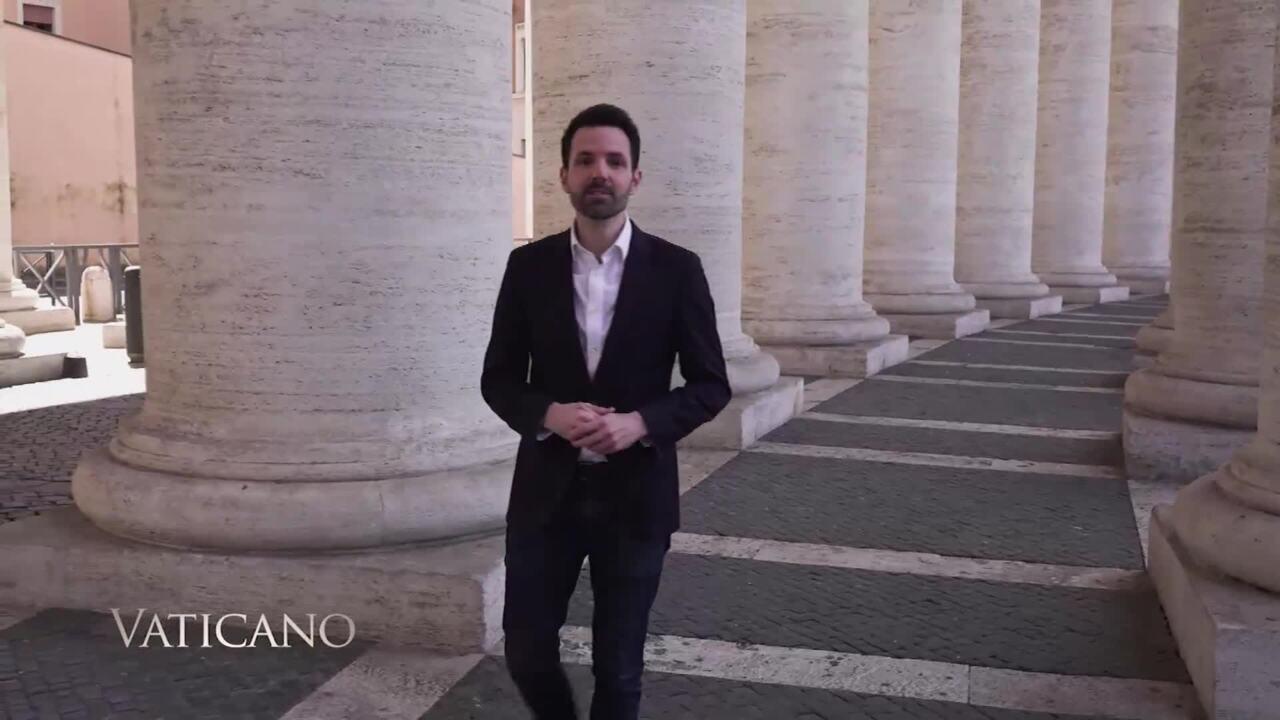 Vaticano - 2021-04-04 - In the Footsteps of Constantine