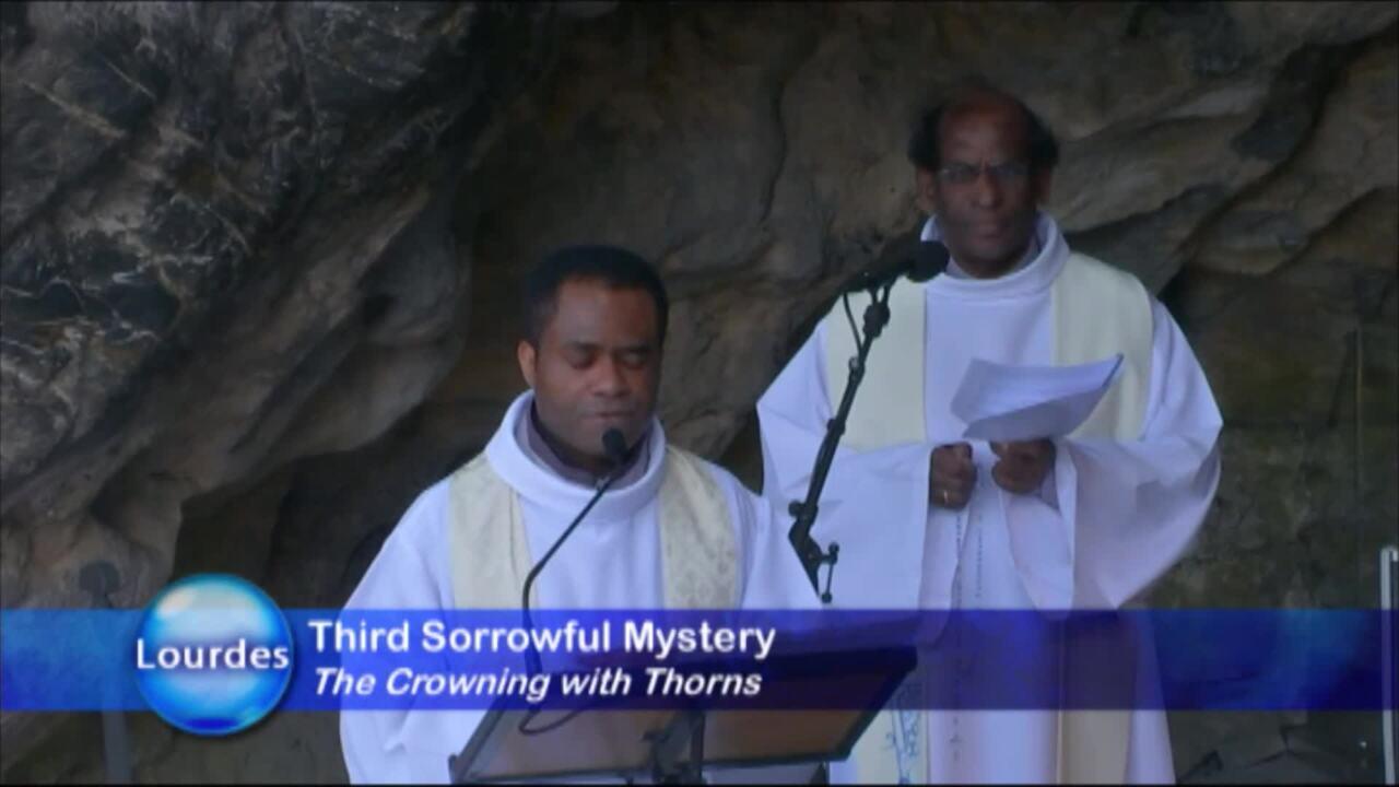Rosary Novena from Lourdes - 2020-03-24 - Rosary Novena from Lourdes