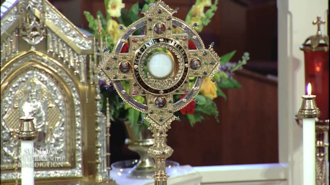 2020-09-13 - Sunday Vespers with Benediction