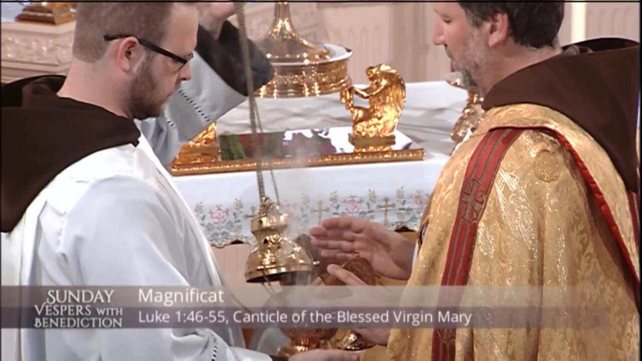 2021-06-13 - Sunday Vespers with Benediction