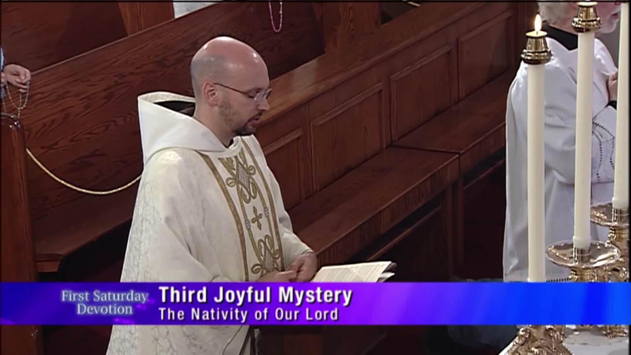 First Saturday Devotion - 2020-08-01 - First Saturday Devotion