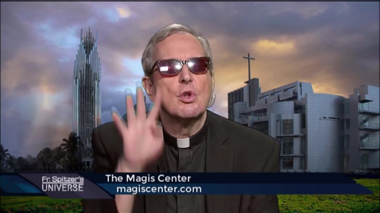 Father Spitzer's Universe - 2020-05-20 - The Mass As Prayer and Union with the Lord Pt. 3