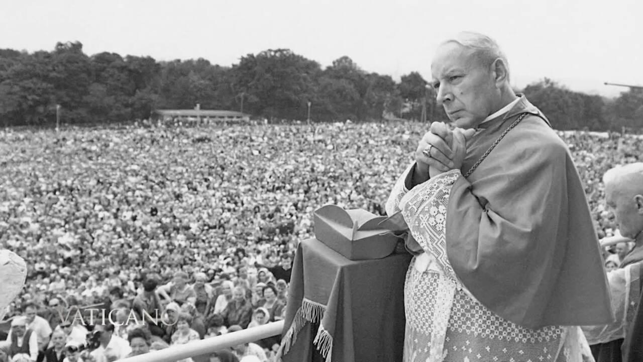 2021-09-05 - Everything Into Mary's Hands: Cardinal Stefan Wyszynski the Spiritual Father