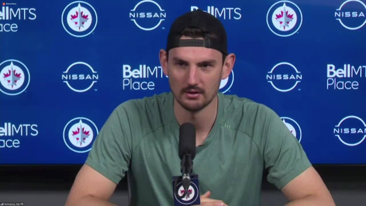 Hellebuyck confident Jets will piece together to win Stanley Cup