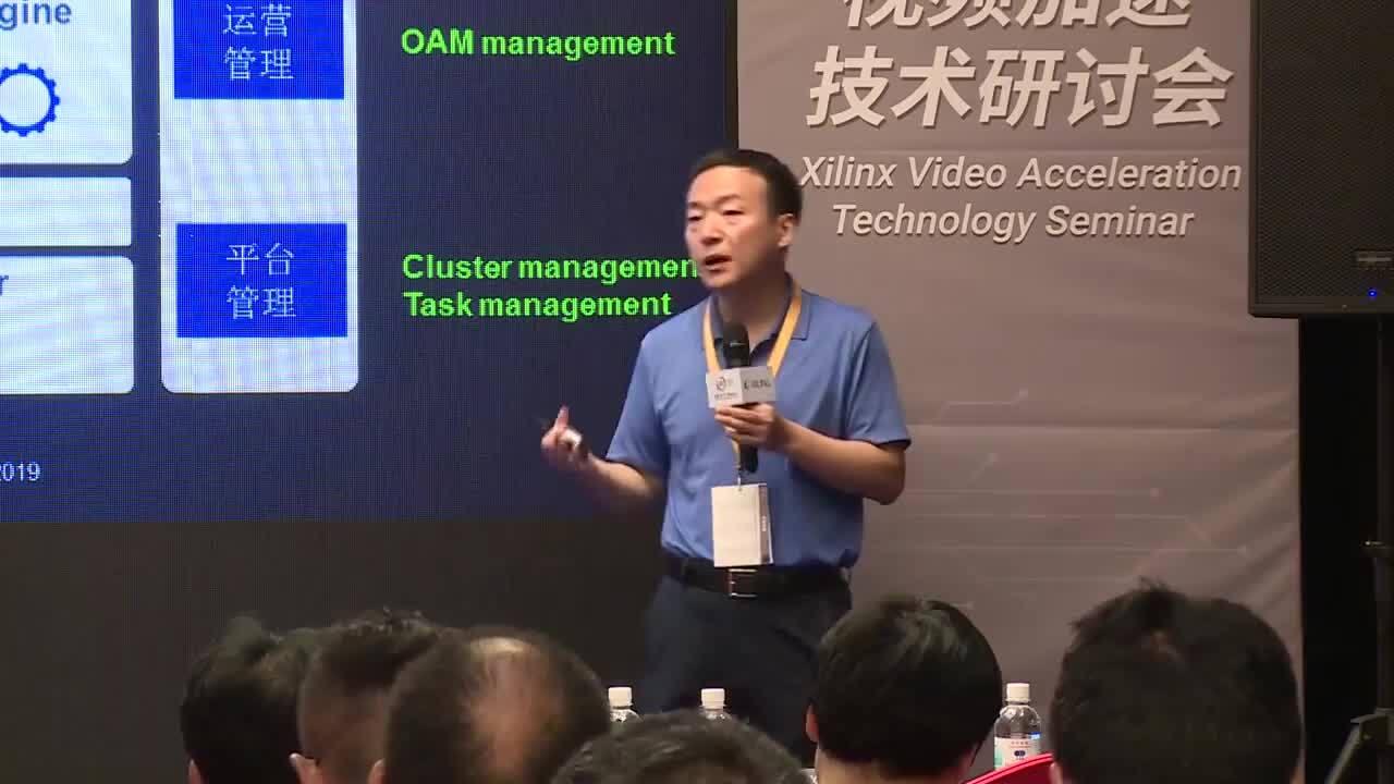 视频】高效视频处理与AI 融合架构  电子创新网赛灵思社区