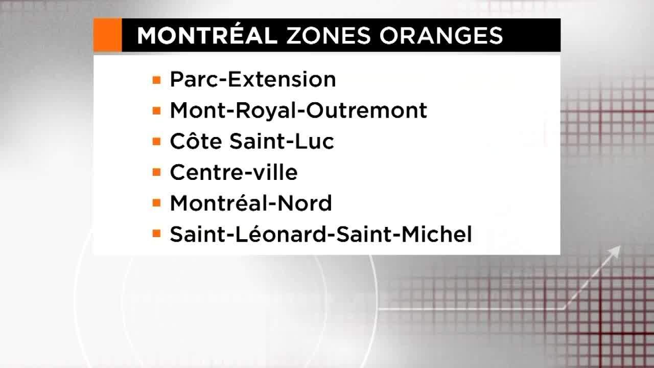Des Quartiers Plus Touches Que D Autres A Montreal Tva Nouvelles