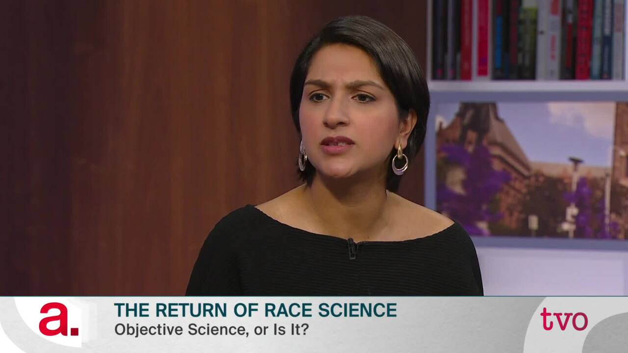 The Persistence of Race Science