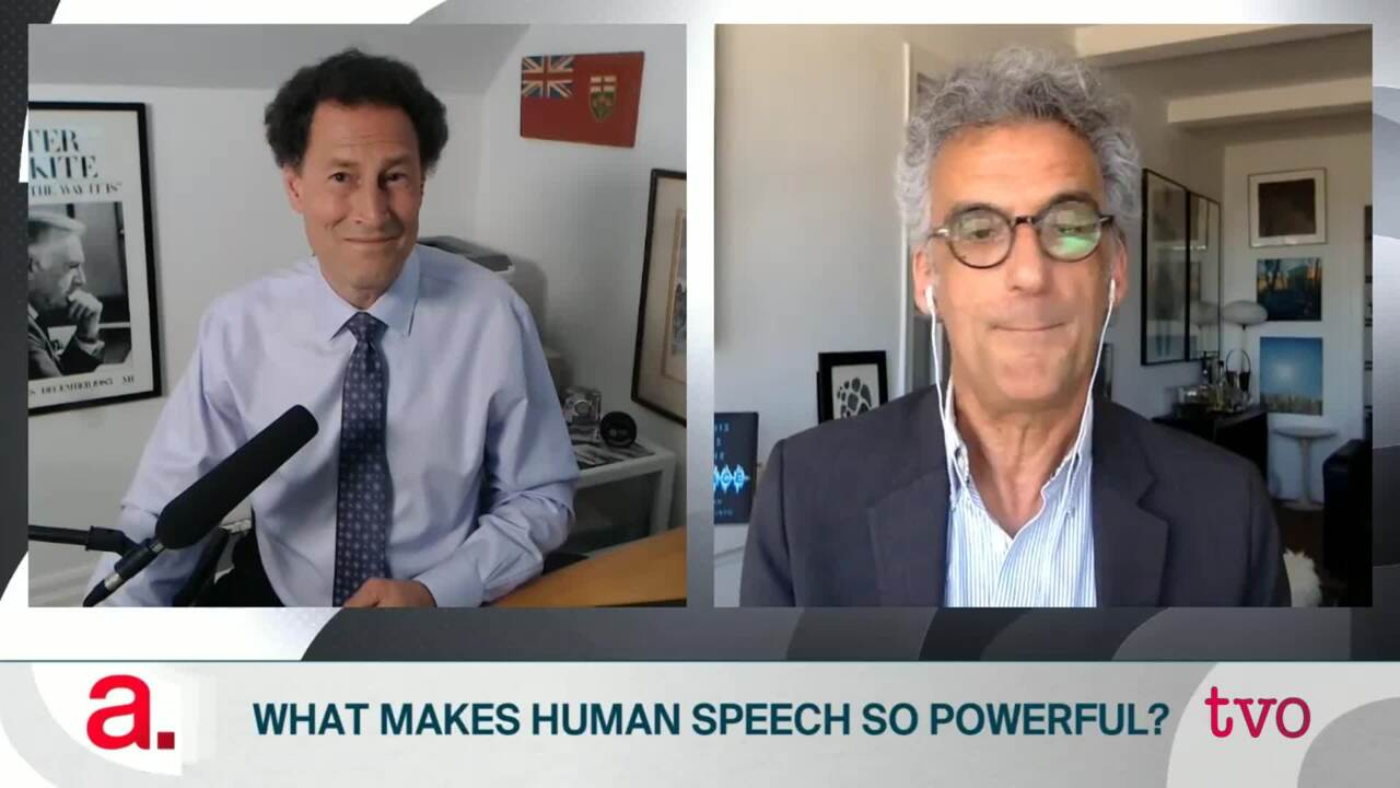 John Colapinto: What Makes Human Speech So Powerful?