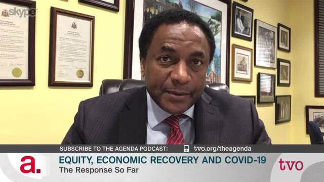 Equity, Economic Recovery, and COVID-19