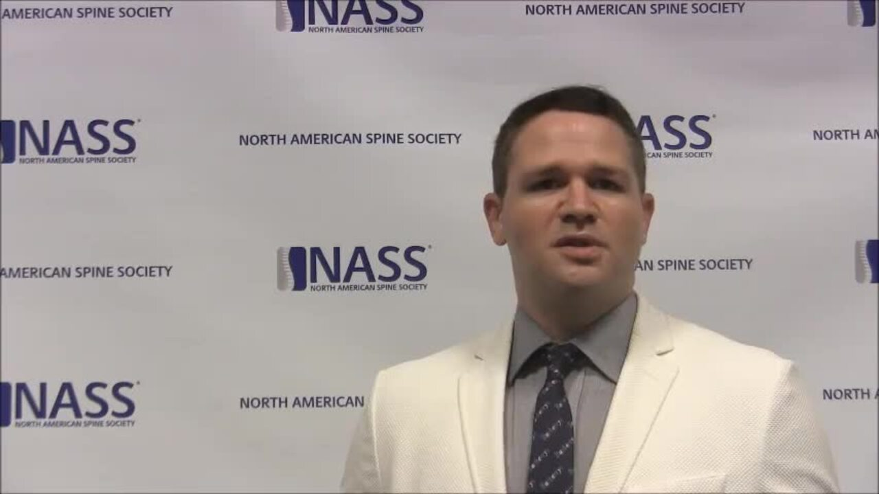 VIDEO: Laboratory markers may be useful prognostic measures for survival after spinal metastases