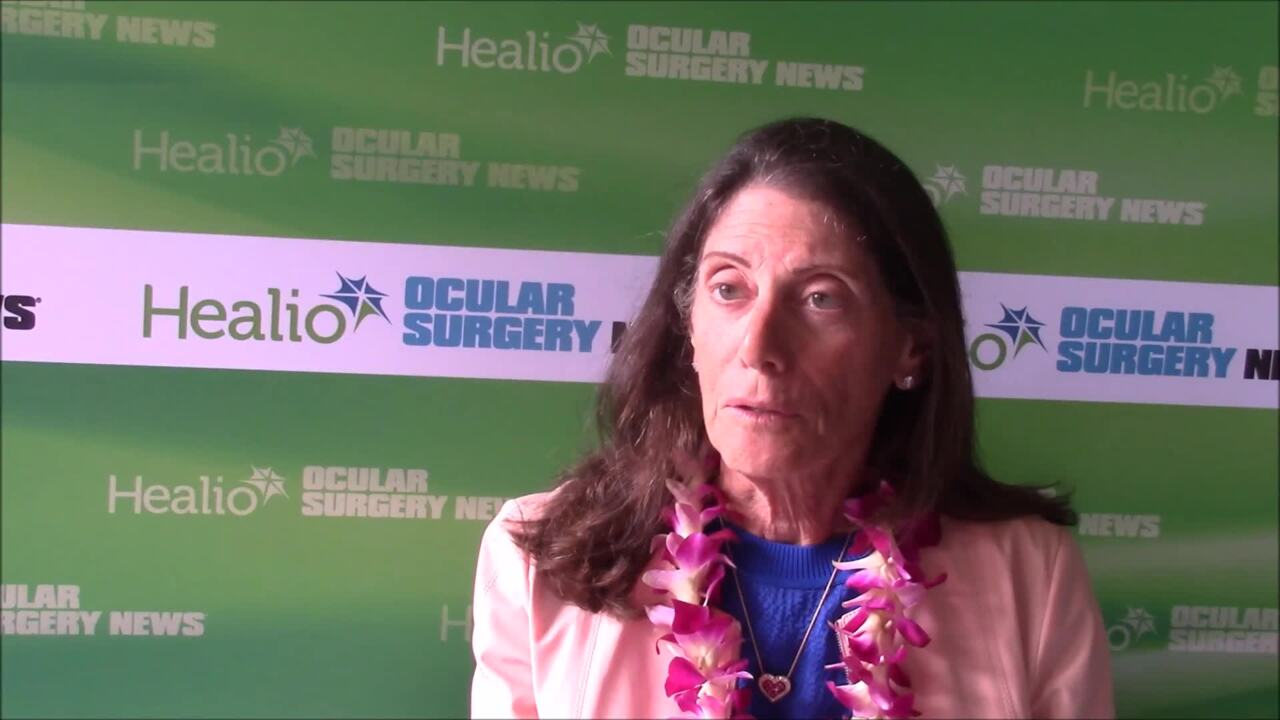 VIDEO: Laser remains useful in lowering IOP in glaucoma